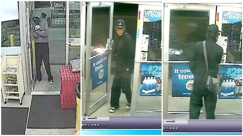 More images of Strathmore armed robbery suspect released