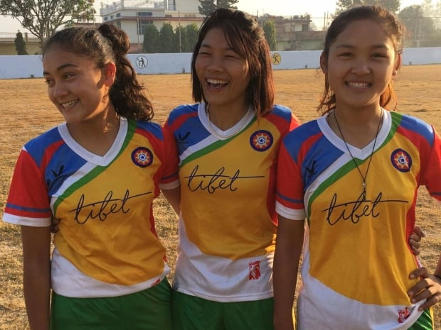 Tibet Women's soccer