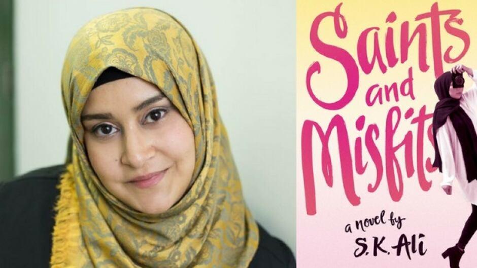 S.K. Ali is the author of the YA novel Saints and Misfits.