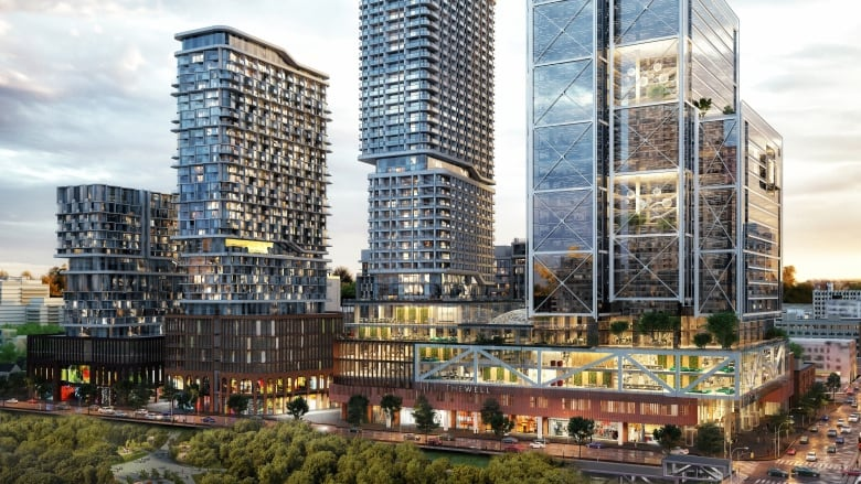 Coming soon to a mall near you: condos and office space | CBC News