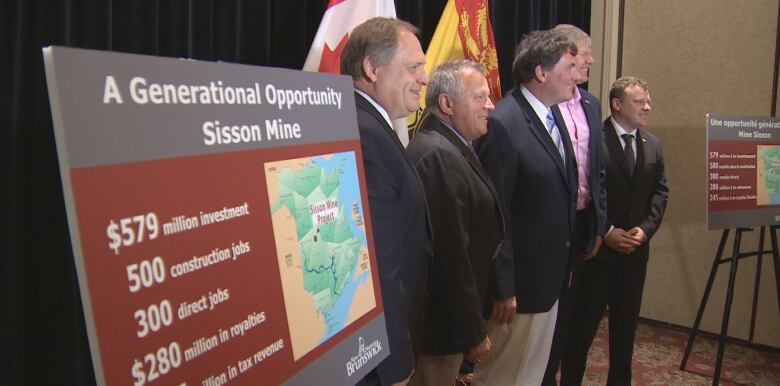 Sisson Mine construction not happening this spring, spoiling