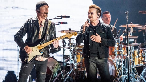 Bono, The Edge to perform at Parliament Hill for Canada Day