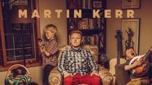 Martin Kerr Better than Brand New album cover art