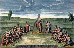 Five Iroquois nations