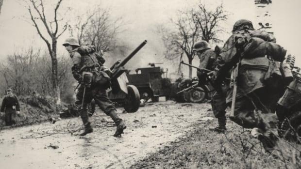 German WWII soldiers