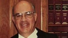 Alberta Court of Appeal Justice Ronald Berger