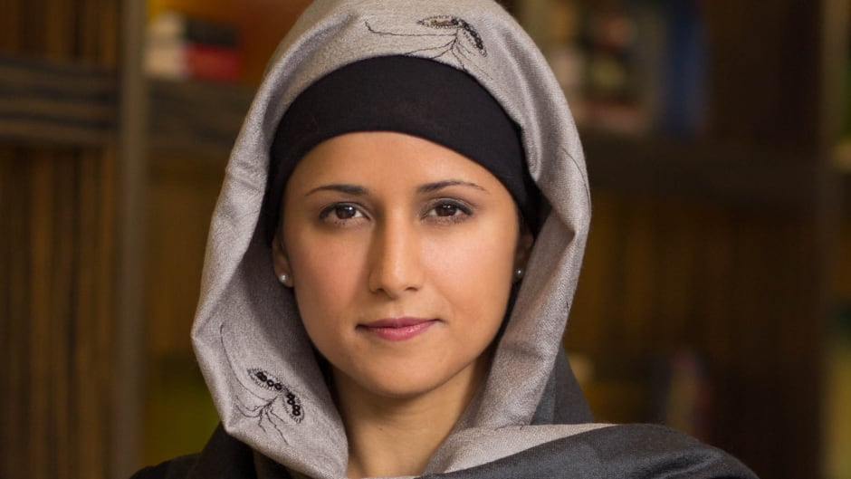 Aisha Ahmad, a University of Toronto-Scarborough professor, says she was assaulted at the Toronto symphony by a man who later called security on her.