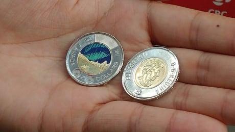 B.C. brothers' glow-in-the-dark toonie enters circulation