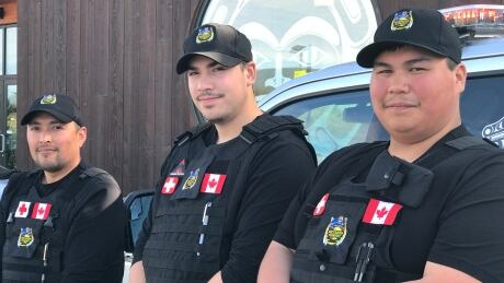 Kwanlin Dun safety officers