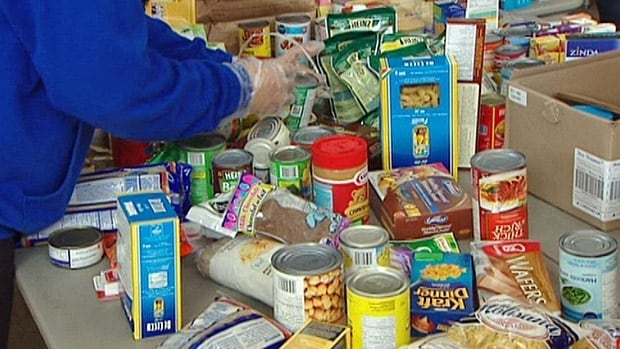 The food bank in Fort McMurray is seeing increased need among seniors 18 months after a devastating wildfire.