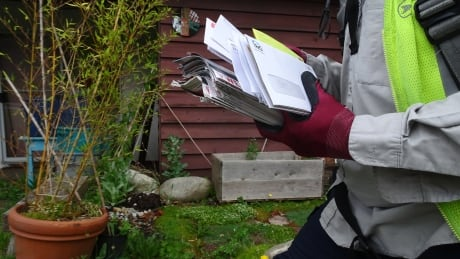 You've got mail: Canada Post restarts delivery in area where Canuck the crow injured mail carrier