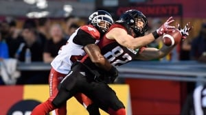 Missed opportunities haunt Stampeders, Redblacks in tie of Grey Cup rematch