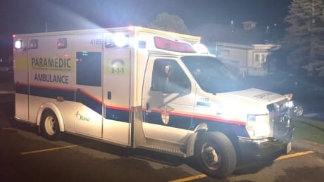 ottawa paramedic