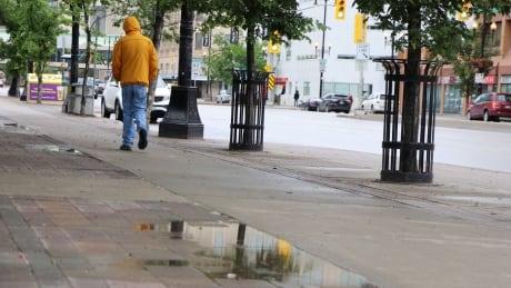 Rain Winnipeg