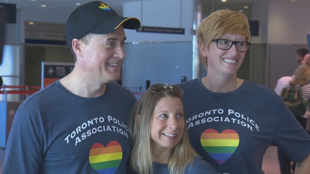 Toronto police invite to NYC Pride parade 'a slap in the face' to those demanding change
