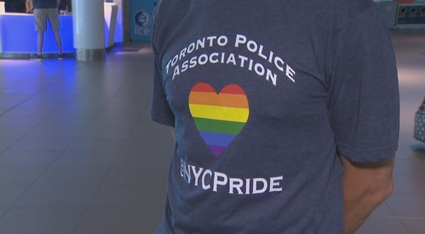 Toronto police New York City pride