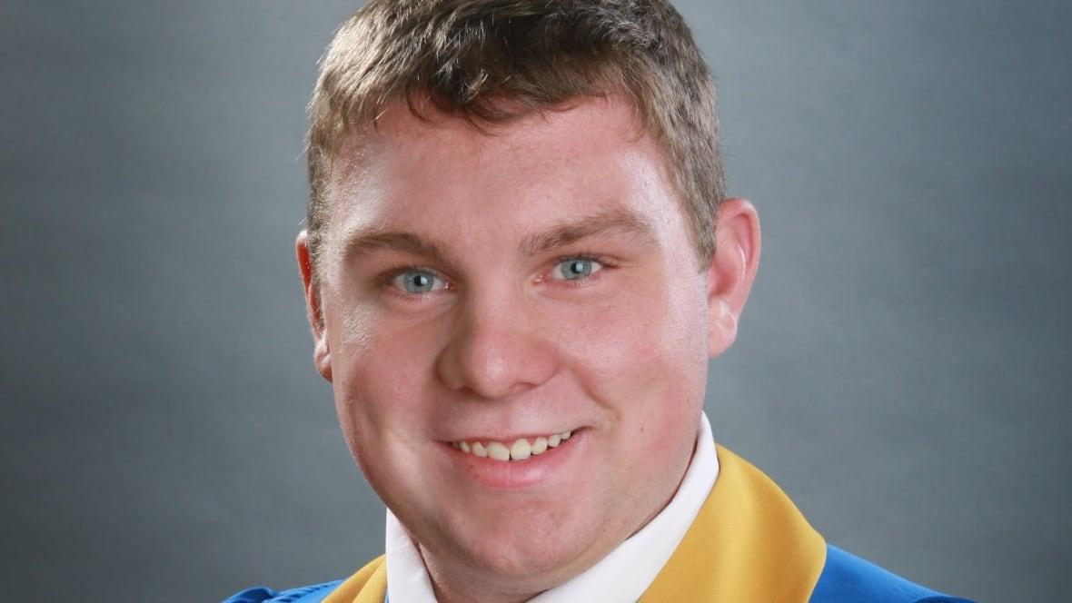 Meet the only graduate at one rural Nova Scotia P-12 school