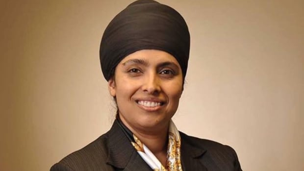 Lawyer Palbinder Kaur Shergill from Surrey, B.C. has become the first turbaned Sikh judge in Canada.