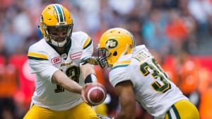 Eskimos stay cool to foil late Lions' charge in tight Western opener