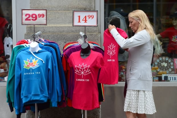 Canada 150 Merchandise 20170625