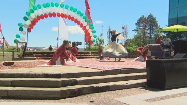 Tirgan festival