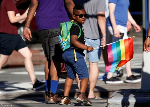USA-LGBT/PRIDE