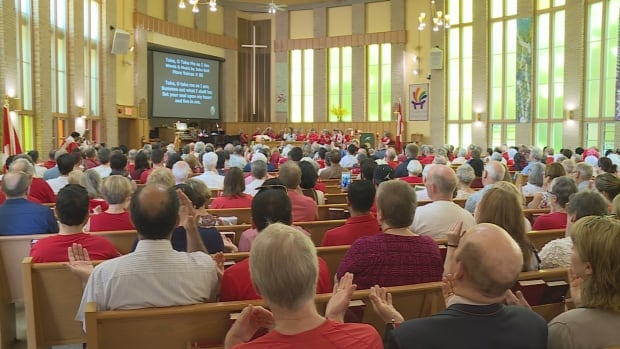 Beford United Church