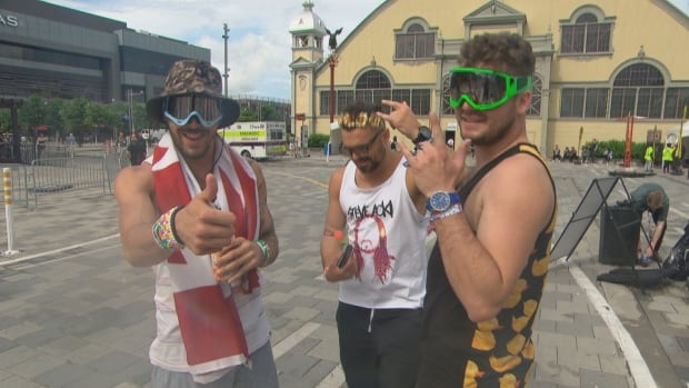 The relocated Escapade electronic music festival got a literal thumbs-up from many in attendance and a proverbial thumbs-up from health officials worried about safety. Some people living in the area weren't as enthusiastic about the loud music they could hear from their homes, which did stay within the city's noise limits.