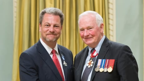 Jean-Francois Claude and Governor General
