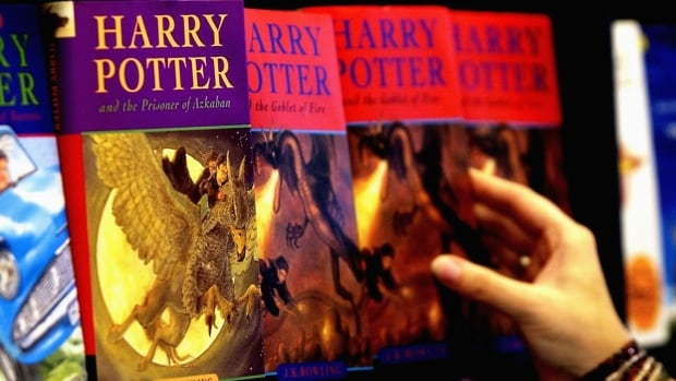 Harry Potter fans can see images of items featured in the British Library exhibit inspired by the series launched 20 years ago in public libraries across the United Kingdom, starting Friday.