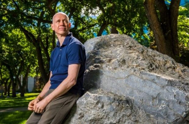 Fracking geophysicist Mirko Van der Baan