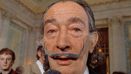 Spain Dali Paternity Suit