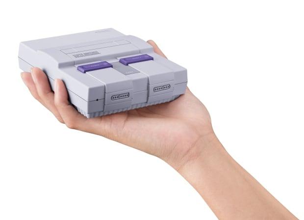 Super NES Classic 01