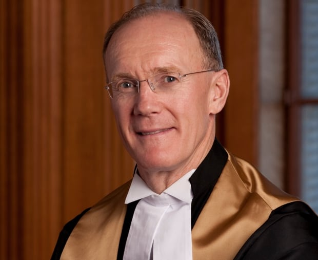 Federal Court Chief Justice Paul Crampton