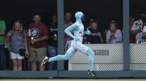 Who is that masked man? Meet Atlanta's The Freeze