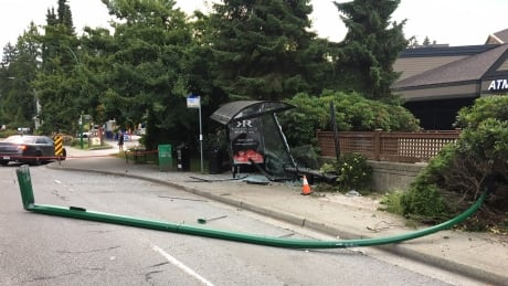 hit and run north vancouver