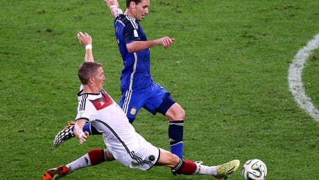 FIFA didn't follow its own concussion guidelines at 2014 World Cup: study