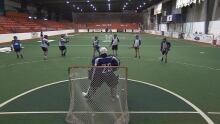 Lacrosse Team NAIG