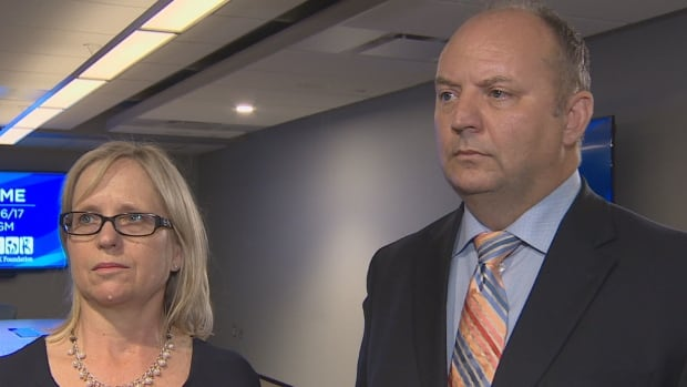 IWK CEO Tracy Kitch and board chair Bob Hanf say there is a strong series of checks and balances for expense reporting at the hospital.