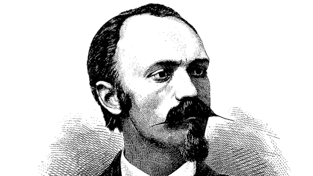 Calixa Lavallée was commissioned to write music for the text of O Canada. He also write the music for the operetta TIQ (The Indian Question).