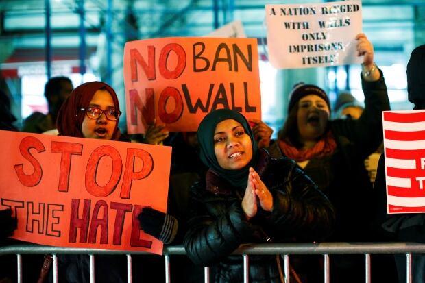 USA-TRUMP/PROTESTS-NYC