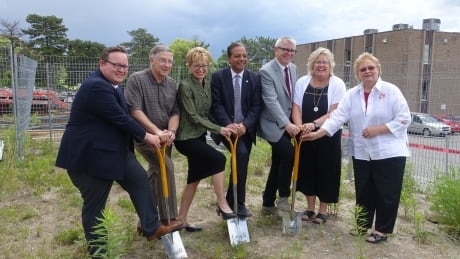 Affordable housing announcement Waterloo region