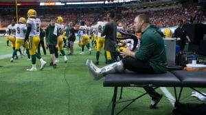 Eskimos lose Sherritt for season with ruptured Achilles