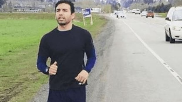 Hasan Syed is travelling across Canada to raise awareness about water issues facing First Nations communities across the country.