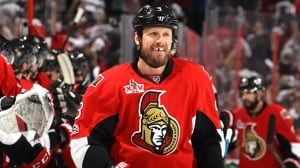 Former Sens' D-man Marc Methot traded from Vegas to Dallas