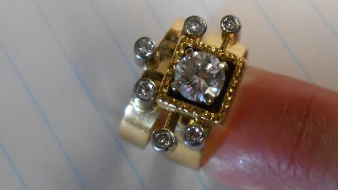 Are These Your Rings RCMP In Waterton Try To Return Jewelry To Owner