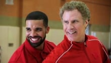 Drake and Will Ferrell