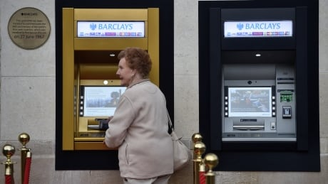 World's first ATM turns to gold on 50th birthday