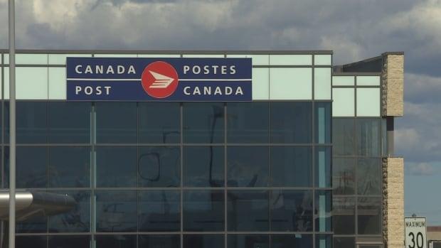 Canada Post plant