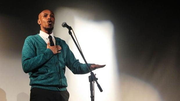 Ahmed Ali was named Edmonton's poet laureate on June 27.
